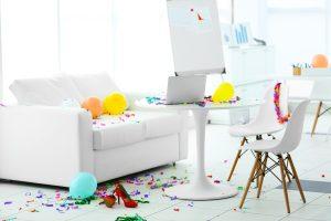 curatenie dupa petreceri craiova